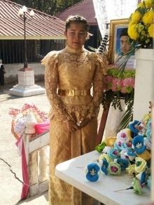 สุดเศร้าเจ้าสาว สวมชุดแต่งงานไปงานศพแฟนตัวเอง รถชนก่อนวันงานไม่กี่วัน