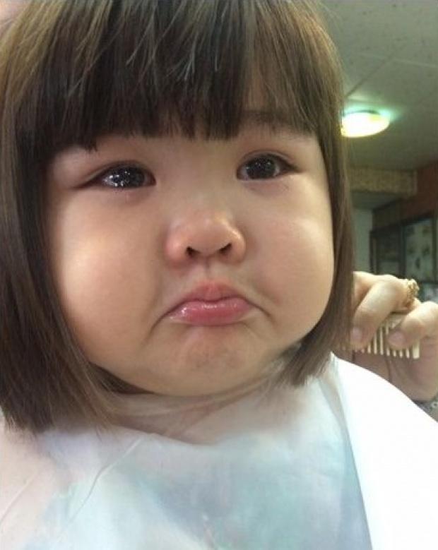 ลูกน้อยร้องไห้