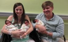สุดประหลาด!! เมื่อภรรยาผิวขาวตั้งครรภ์แฝดผิวดำ 3 คน แต่สามีกลับดีใจ!!