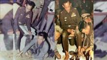 ทำทหารกล้าถึงกับน้ำตาไหล!! เมื่อทหารถอดถุงพระบาท ในหลวงร.๙ ยิ่งกว่าใดใดในโลก!