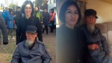 หัวใจนางฟ้า! หญิงชาวจีน อุปการะชายชราที่นอนอยู่ข้างถนนวัย 90 ปี มาเลี้ยงนานกว่า 5ปี