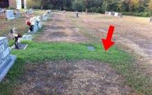 พ่อแม่แปลกใจ ทำไมมีแต่บริเวณหลุมฝังศพของลูกชายที่หญ้าไม่ตาย? เมื่อสอบถามดูก็พบความจริงว่า?