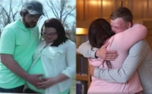 สาว 21 ต้องเป็นม่าย เพราะสามีคิดสั้น หลายเดือนต่อมา ปาฏิหาริย์ก็เกิดขึ้น เธอได้เจอใบหน้าของสามีอีกครั้ง! (คลิป)