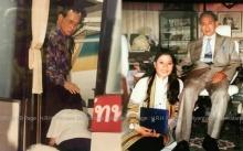 ท่านหญิงของทูลกระหม่อมปู่ ทรงน้อมรำลึกถึง ในหลวง ร.9 ธ สถิตในดวงใจไทยนิรันดร์