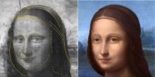 นักวิทย์ฯ วิเคราะห์ภาพวาด 'โมนาลิซ่า' มานานกว่า 10 ปี พบว่ามีภาพผู้หญิงอีกคนซ่อนอยู่!