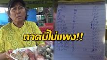 แม่ค้าอาหารทะเลริมหาด ชี้แจง บิล 7,380 ไม่แพง ใจดีลดให้แล้ว 80 บาท (คลิป)