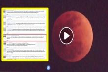 'จันทร์สีเลือด'แบบไทยๆ แห่เม้นท์ขอพรออนไลน์ ผ่านไลฟ์สดคึกคัก(คลิป)