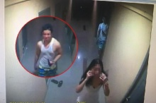 สาวเตือนภัยคนอยู่หอ หลังโดนหนุ่มจู่โจมลวนลามหอมแก้มในลิฟต์