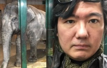 หนุ่มตามไปพิสูจน์ ช้างฮานาโกะ อยุ่ในคุกคอนกรีตจริงไหม!!
