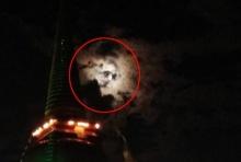 แห่แชร์! พระจันทร์ส่องแสง คล้ายพระบรมสาทิสลักษณ์ ในหลวง ร. 9