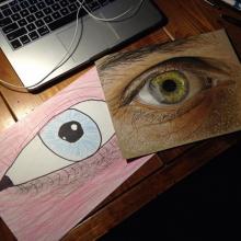 ภาพเปรียบเทียบผลงาน ตอนเด็ก vs ตอนโต ของเหล่าศิลปิน ที่พัฒนาขึ้นอย่างมาก!