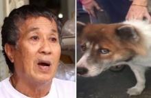 ชาวบ้านแฉ ลุงขับรถทับหมา รังแกสัตว์ซ้ำซาก10 ปีก่อนเคยทำหมาขาพิการ