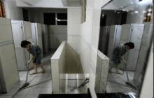 คุณพระช่วย!! แทบไม่มีใครรู้ ห้องน้ำสาธารณะแห่งนี้ แท้จริงแล้วมีห้องลับซ่อนอยู่?