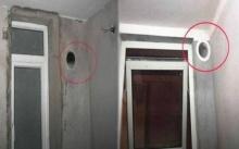 สามีเจาะรูข้างหน้าต่างห้องน้ำ ทำภรรยางง? สุดท้ายสร้างเสร็จ ถึงรู้ว่ารูนี้มีประโยชน์มากมายแค่ไหน?