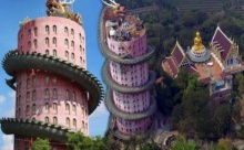 ดังไปทั่วโลก!! มังกรตะกายฟ้า ณ วัดสามพราน มาดูว่าฝรั่งคิดอย่างไร? เมื่อได้ชมสิ่งก่อสร้างสวยๆแบบนี้!! (มีคลิป)