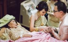 แม่เจ้าสาวเป็นมะเร็งระยะสุดท้าย ส่งตัวลูกเข้าประตูวิวาห์ ก่อนจากไปอย่างสงบ!!