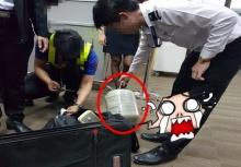 Thailand only!?พกถังแก๊สใส่กระเป๋า แต่เข้าไปถึงสนามบินดอนเมืองได้!!