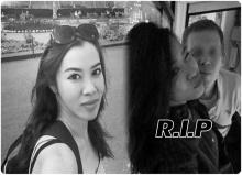เก็บไว้ในความทรงจำ! ภาพซึ้ง จูน น้องวีเจจ๋า กับ แฟนหนุ่มฝรั่ง