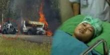 ปาฏิหารย์ !! สาวที่รอดจากรถกระบะ โศกนาฏกรรมรถตู้ 25 ศพ เผยพระที่เธอห้อยคือหลวงพ่อองค์นี้ !!!