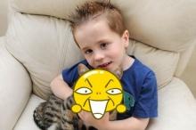 ปรบมือดังๆ ให้กับ Smudge สุดยอดแมวฮีโร่ ที่รีบเข้าไปช่วยเด็กน้อยจากการถูกรังแก!!