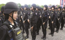 เผยโฉยหญิงไทย หัวใจแกร่ง!! ทหารพรานหญิง นาวิกโยธินรุ่นแรก พร้อมลงใต้!!