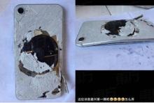 สาวกถึงช็อค! สาวจีนอ้างชาร์จ iPhone 8 ข้ามคืน ไฟปะทุ ลุกไหม้