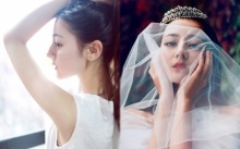 เปิดภาพนางเอกวัยใส ลูกครึ่งจีน - อุยกูร์ กับความสวยเป๊ะทุกมุมมอง