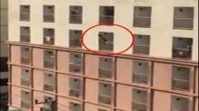 นักศึกษาสาวมหาลัยดัง ปีนระเบียงหอพักชั้น 5 หวังฆ่าตัวตาย - แฟนเผย ป่วยไบโพลาร์!