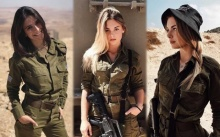 สวย เผ็ด ดุ!! ทหารหญิงที่สวยที่สุดในโลก!! จากอิสราเอล ประเทศที่ต้องเกณฑ์ทหารทุกคน