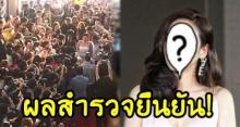 การวิจัยและสำรวจข้อมูลประเทศอังกฤษ เผย 2 บุคคลชื่อดังนี้ คือคนที่ชาวไทยชื่นชอบมากที่สุด!