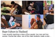 แชร์ว่อน! บทความสื่อนอกติง! ละครไทย ส่งเสริมวัฒนธรรมการ 'ข่มขืน'!!