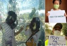 สุดจะทน!!'ชาวแม่สาย'รวมพลังสวมหน้ากากติดแฮชแท็ก #Prayformaesai