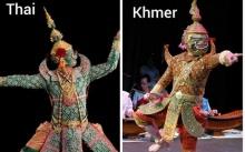 ให้กระจ่าง! ความแตกต่างระหว่าง โขนไทย & ลคอนโขลกัมพูชา