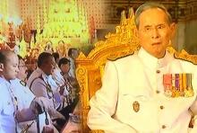 สาธุ!!! ชาวเน็ตตะลึง ภาพพระบรมโกศในหลวง ร.9 เหมือนพระพุทธรูป