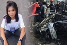 สะเทือนใจ!! อุบัติเหตุรถตู้ 25 ศพ-สาว 18 เสียกระทันหัน พ่อทรุด!ไร้เงินทำศพ