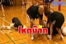 ช็อก!! นี่คือวิธีฝึกซ้อม วอลเลย์บอล ของญี่ปุ่น ที่ทำให้ได้แชมป์มาหลายสมัย!!(มีคลิป)