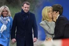 เรื่องรักน่าประทับใจ! ปธน.ฝรั่งเศส กับภรรยาที่เป็นอดีตครูตัวเอง