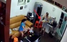 ลูกกลัวพ่อโดนพี่เลี้ยงทำร้าย จึงแอบติดกล้องวงจรปิด กลับมาเปิดกล้องเจอเรื่องที่เลวร้ายเกินจะรับได้!!!