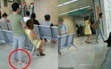 ชาวเน็ตแห่แชร์!! หนุ่มพาแฟนไปหาหมอ แต่ขอสลับรองเท้าใส่ส้นสูง เพื่อยอมเจ็บแทน!!