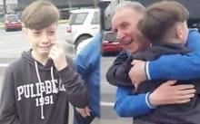 หนุ่มน้อยส่งปู่กับย่าไปเที่ยว ที่สนามบิน แต่นึกไม่ถึงว่า..ครอบครัวจะเซอร์ไพร์สเขาด้วยสิ่งนี้? (มีคลิป)