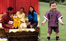พอคลายความเศร้าได้บ้าง ส่องภาพสุดน่ารัก  องค์ชายน้อย  แห่งภูฏาน!
