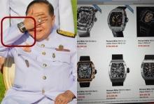 รวยโคตรๆ!เปิดราคานาฬิกาหรูที่เป็นข่าวคนธรรมดาหมดสิทธิ์ รุ่นท็อป2.5ล้านเหรียญ!!