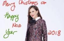 ทูลกระหม่อมหญิงฯ ทรงโพสต์ไอจี ทรงทำการ์ดอวยพรคริสต์มาส-ปีใหม่ 2018 #ทำเองนะคะ