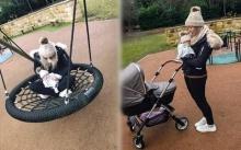 พ่อ-แม่ใช้เวลา 16 วัน อุ้มลูก เดินเล่นใช้ชีวิตเป็นปกติ โดยไม่มีใครรู้ ว่าเด็กไร้ลมหายใจไปแล้ว