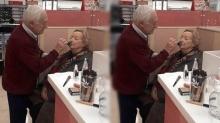 สุดตื้นตัน! คุณตาวัย 84 เรียนแต่งหน้า เพื่อช่วยเหลือภรรยาที่กำลังจะตาบอด