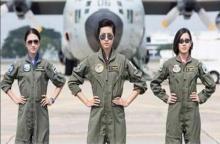 มาแล้ว!!! โฉมหน้า ว่าที่นักบินหญิง 5 คนแรก! ในประวัติศาสตร์กองทัพอากาศไทย