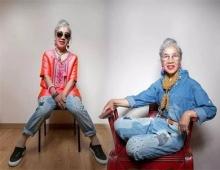 เฟี้ยวฟ้าวเว่อร์! แฟชั่นของคุณยายอายุ 80 เปรี้ยวแซ่บสะท้านวัย