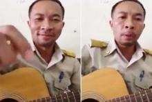 คลายเครียด!!คุณครูแปลงเพลง