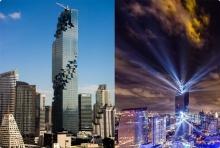 ชมภาพสวยๆอุ่นเครื่องก่อนเปิดตัว  มหานคร ตึก ระฟ้าสูงที่สุด ของไทย!!