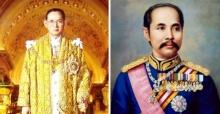 ๗ พระมหากษัตริย์ ของปวงชนชาวไทย ที่ได้รับการยกย่องเป็น มหาราช